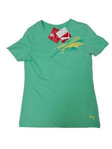 Puma-Sportlifestyle-Camiseta-Nino-Talla-12-L-para-12-anos-OFERTA