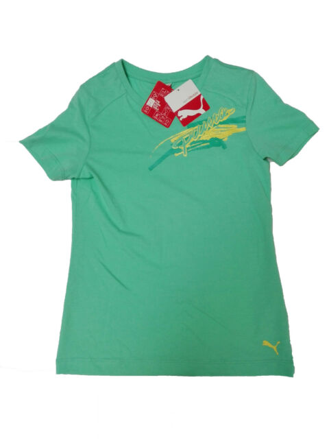 Puma Sportlifestyle Camiseta Niño Talla 12 (L)  para 12 años. OFERTA.