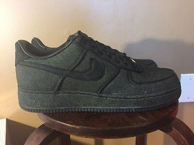Nike Air Force 1 30th Anniversary Low Männer Schwarz Weiß