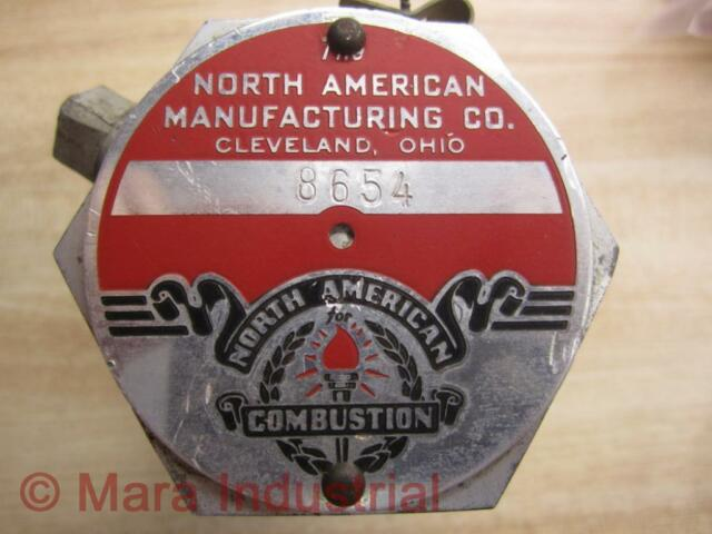 NORTH AMERICAN MFG 8654 USED TESTED CLEANED 8654