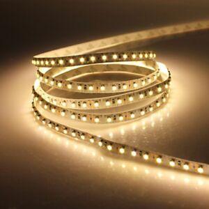 S354 - 1 Stück 50cm LED Beleuchtung je 60 LED WARMWEIß Häuser Waggons RC Modelle
