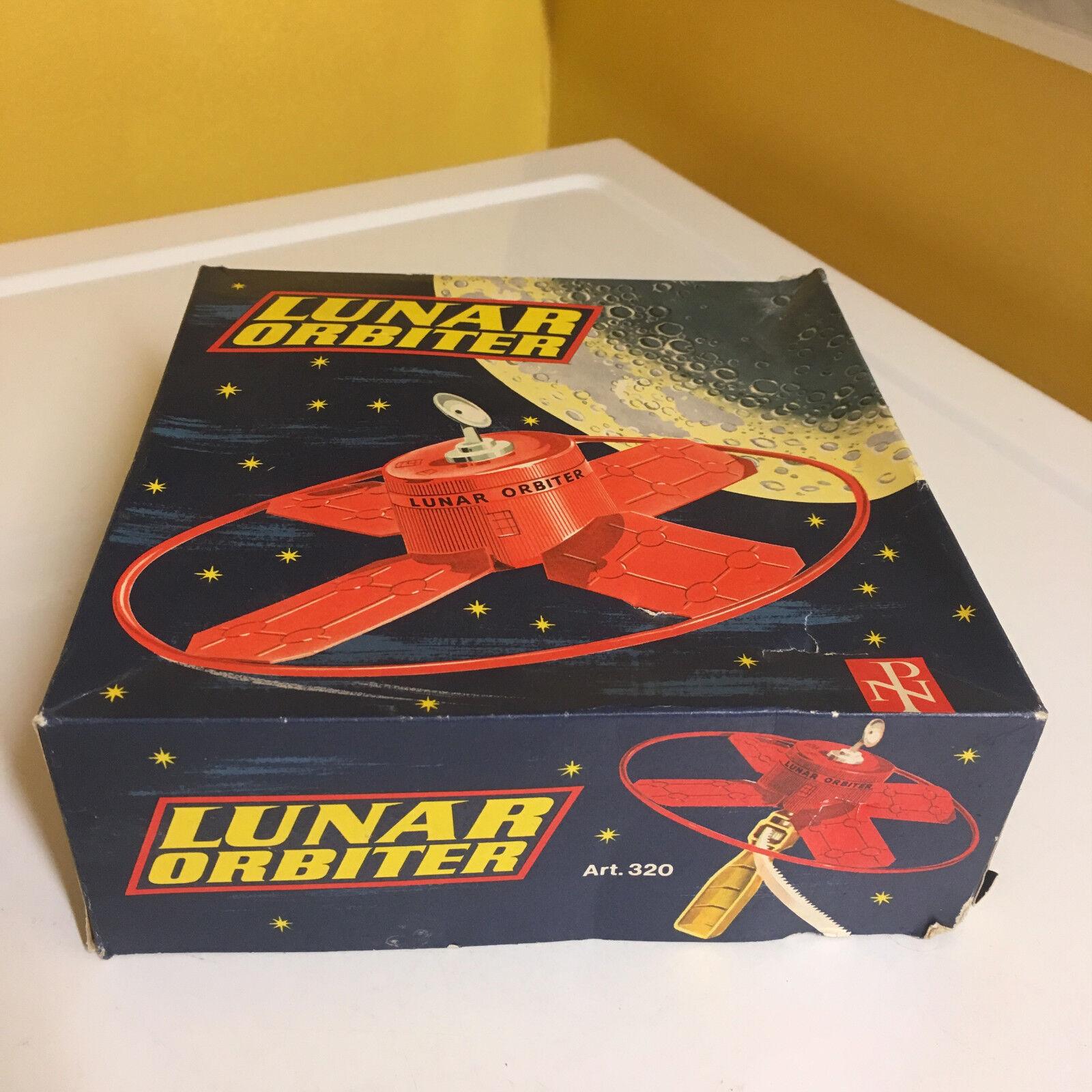 VINTAGE NOS NOS NOS PHILIP NIEDERMEIER NASA 320 LUNAR ORBITER. UNUSED IN ORIGINAL BOX   631e49