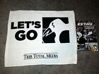 Pittsburgh Penguins 2013 Playoff RALLY TOWEL Round 3 Game 2 Bruins + Program 6-3