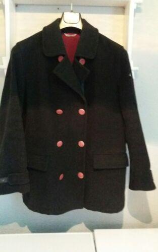 grigio Henri taglia Lloyd stile giacca pisello Ladies Vintage 14 scuro qtTwvxqAS