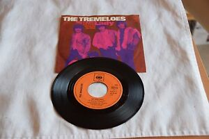 The-Tremeloes-My-Little-Lady-All-the-World-to-me-CBS-3680-Single