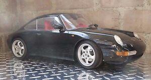 Pocher-Rivarossi-Porsche-911-Carrera-1-8-Scale-Plastic-Metal-Model-Car-Kit-Built