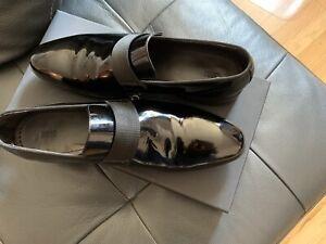 Hugo Boss Men's Highline Patent Leather