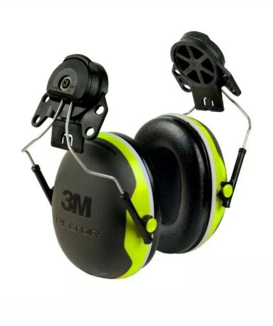 3M™ PELTOR™ X4 Earmuffs X4P3E/37278(AAD), Hard Hat Attachment