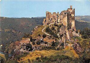 BR31784-Gorges-de-la-Sioule-le-chateau-Rocher-france