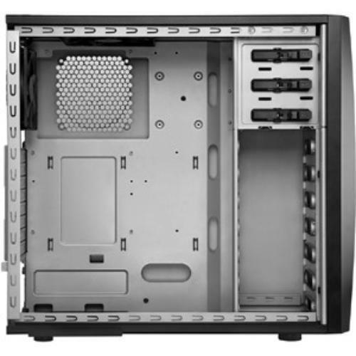 Antec Three Hundred Two System Cabinet Tower 2 x Fan Black 11 x Bay