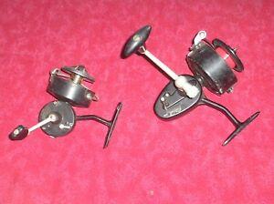 2 x ancien moulinet MITCHELL - MITCHELL 306 & MITCHELL 304 / VINTAGE !!!!!