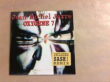 RARE CD 3 TITRES / JEAN MICHEL JARRE / OXYGENE 7 / NEUF SOUS CELLO