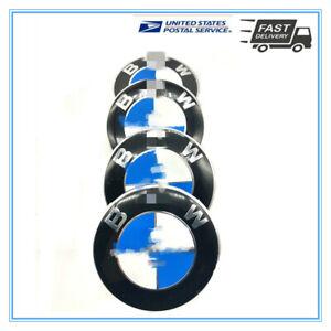 Fits-for-BMW-Set-4-Center-Wheel-Cap-Rim-Caps-Insert-Hub-Cover-2-75-034-2-3-4-034-68mm