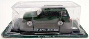 ALTAYA-1-43-Escala-Modelo-Coche-IR23-Jeep-Grand-Cherokee-Verde