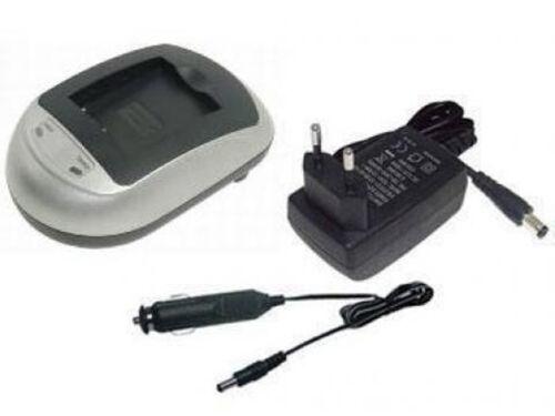 Cargador coche cable de carga-para Minox dc-8111 02491-0028-01