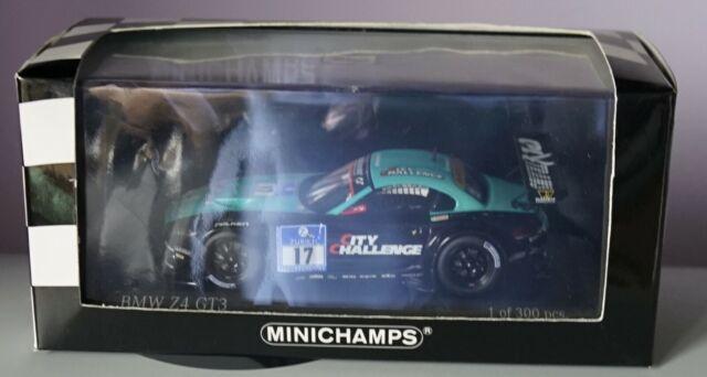 Bmw m235i racing eifelblitz 24h nurburgring 2014 1:43 Minichamps 437142401 nuevo