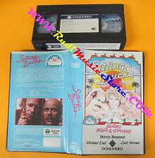 VHS film SITTING DUCKS SESSO SOLDI & VITAMINE DOMOVIDEO 58306 (F126) no dvd