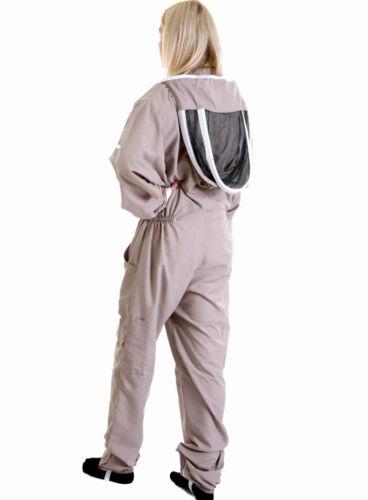 Größe L Imker leichter Anzug Latte Farbe