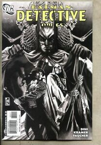 Detective-Comics-834-2007-nm-9-6-Paul-Dini-Batman-Zatanna