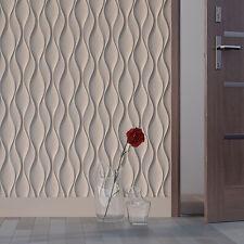 Sculpting, Molding & Ceramics *ether* 3d Decorative Wall Panels 1 Pcs Abs Plastic Mold For Plaster
