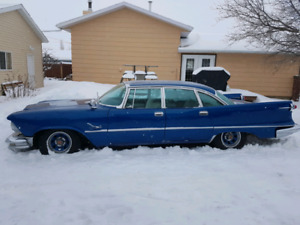 57' Chrysler Imperial (Trade for Covered Trailer)