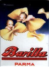 Barilla Parma Motif 03 Kühlschrankmagnet Fridge Refrigerator Magnet 6 x 8 cm