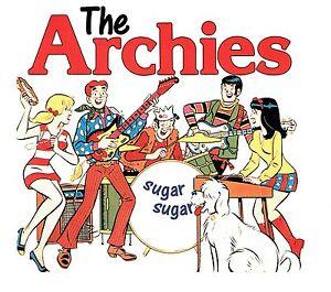 CD-The-Archies-Sugar-Sugar-Jingle-Jangle-Over-and-Over-Bang-Shang-a-Lang