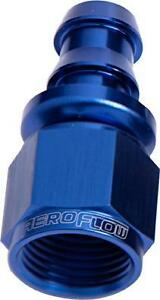 AEROFLOW-400-510-SERIES-STRAIGHT-6-HOSE-END-PUSH-LOCK-BLUE-AF401-06-HOLLEY