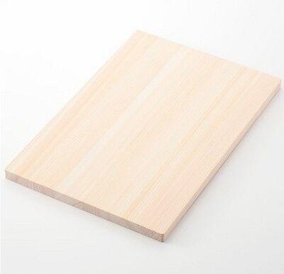 MUJI Kitchen Japanese Cypress Cutting board Large from Japan