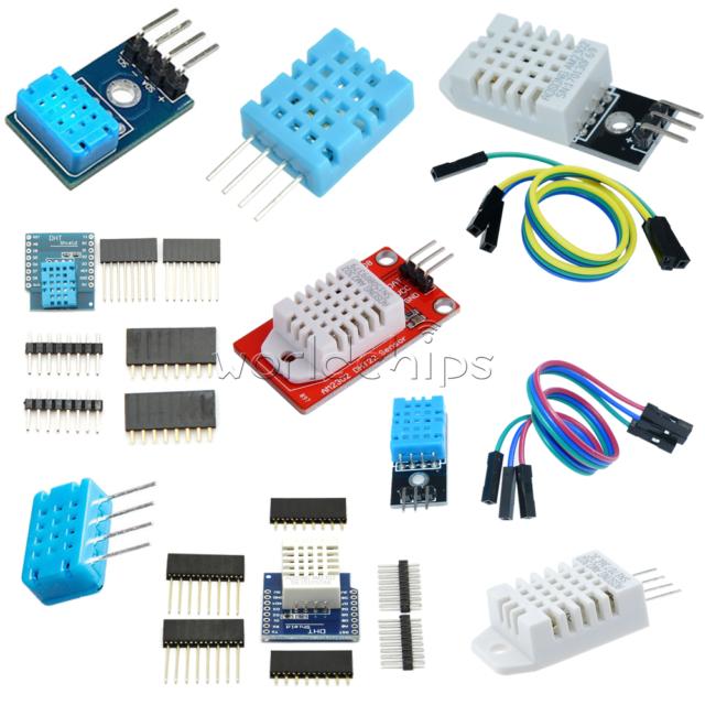 AM2302 DHT11/12/22 Temperature&Humidity Sensor Module Replace SHT11/15 f/Arduino