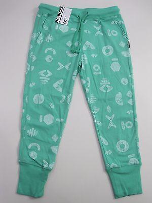 Bonds Kids Boys Girls Hipster Trackie Track Pants size 3 Colour Mint
