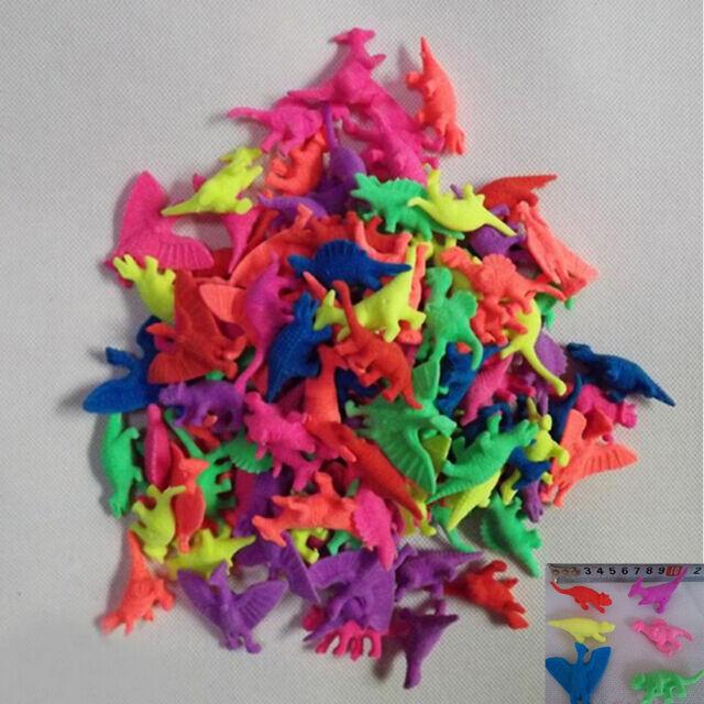 10 Pcs/Set Growing Animal Toys Water Expansion Toy Colorful Creative Kids B CHIJ
