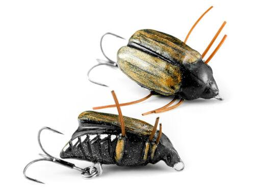 Imago Lures Maybug 3cm 2,5g Floating Topwater Lure Chub Ide Asp