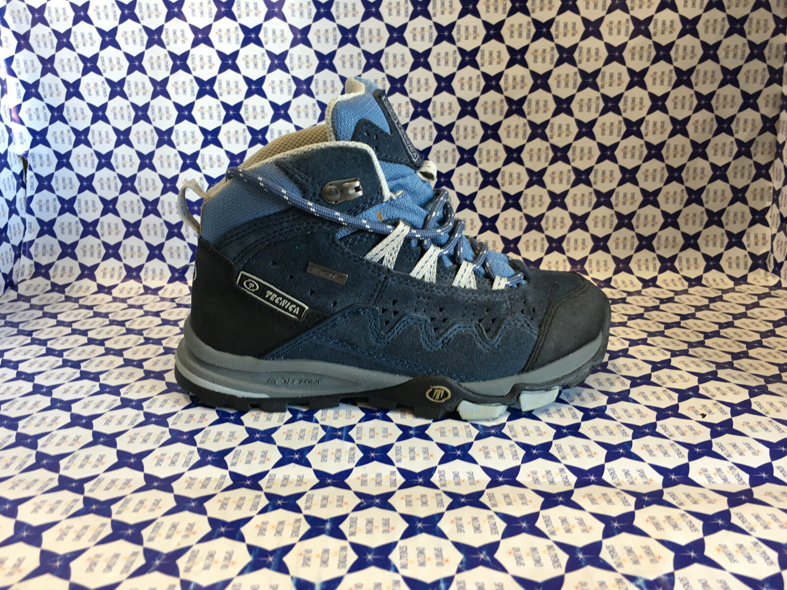 shoes Trekking Tecnica Junior Unisex - Cyclone 2 Mid - 311065