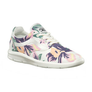 8cf439778a9934 VANS ISO 1.5 (Vintage Floral) Marshmallow UltraCush Trainer WOMEN S ...