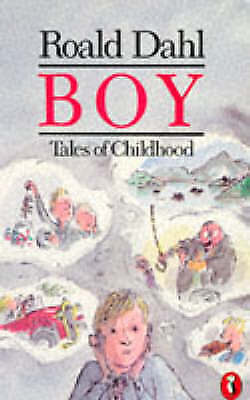 Boy: Tales of Childhood (Puffin Story Books), Dahl, Roald, Excellent Book