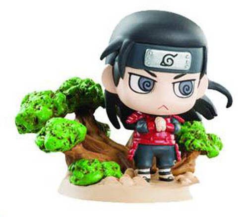Naruto Ninja War 2/'/' Senju Hashirama Petit Chara Land Trading Figure NEW