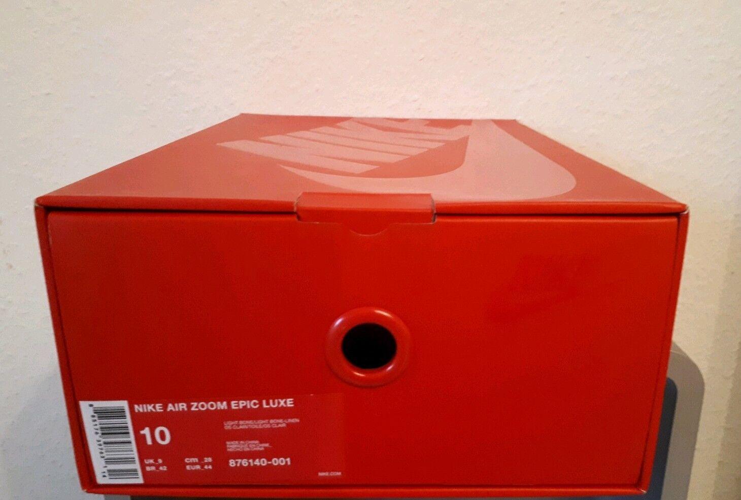 Nike Air Zoom Zoom Zoom Epic Luxe US10 Deadstock Vortex Internationalist Atmos Patta 88fa52