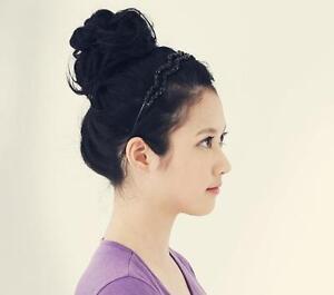 funnywig cutty ponytail hair bun wig wigs fashion big ebay