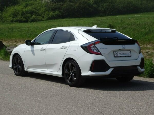 Honda Civic 1,0 VTEC Turbo Elegance CVT - billede 2
