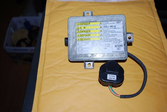OEM Mitsubishi Acura TL Xenon HID Headlight Ballast Control - 2003 acura tl headlight ballast