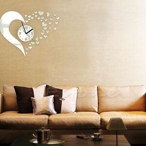 modern clocks for living room