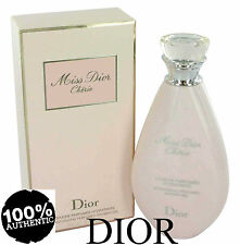 100% AUTHENTIC MISS DIOR CHERIE MOISTURIZING PERFUM SHOWER GEL RARE&DISCONTINUED
