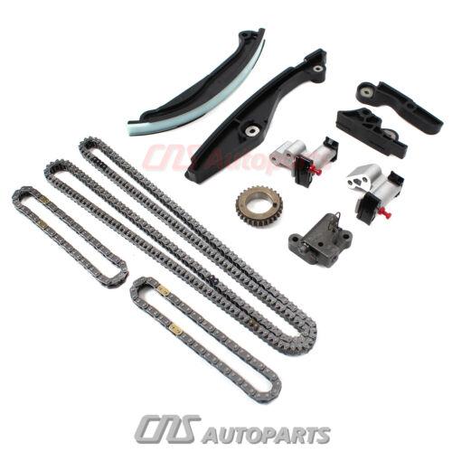 Timing Chain Kit Fits 11-13 Lincoln MKS MKT Ford Fusion MAZDA CX-9 3.5L 3.7L V6