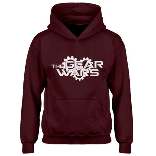 Youth The Gear Wars Kids Hoodie #3204