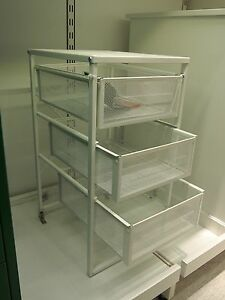 Ikea Bürocontainer ikea bürocontainer metallregal metallschrank schubladenelement