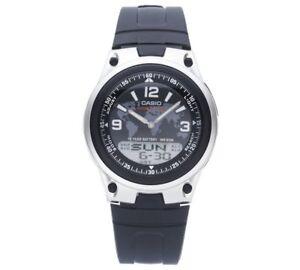 casio men s aw 80 1a2vef world time digital analogue black strap rrp rh ebay co uk casio telememo 30 aw-80 user manual Watch CASIO AW 80 Manual