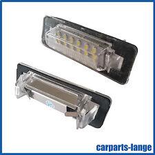 LED SET MERCEDES W202 + W210 Kennzeichenbeleuchtung Kennzeichen Leuchte TÜV FREI