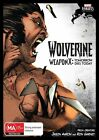 Marvel Knights - Wolverine - Weapon X - Tomorrow Dies Today (DVD, 2013)