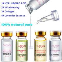 Gesicht Hautpflege Rein Kollagen Hyaluronsäure Anti Falten Anti-Aging Serum 10ml